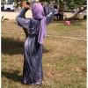 HABEEBAT Reemah Pearled Abaya B