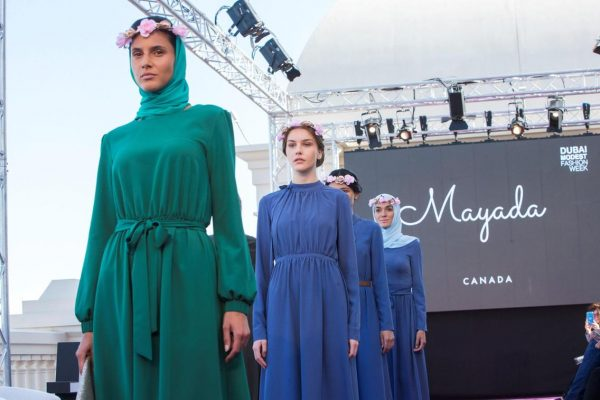 Habeebat Dubai Modest Fashion Week 2019