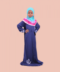 Habeebat Gamila Girls Abaya