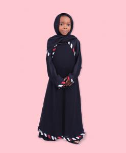 Habeebat Jamari Girls Abaya
