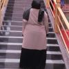Habeebat La'iah Brown Abaya c