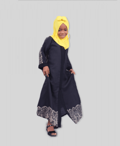 Habeebat Malika Girls Abaya