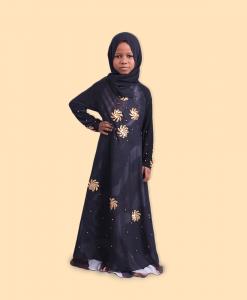 Habeebat Qadira Girls Abaya