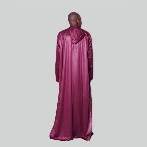Habeebat Ihtsham Hooded Jalamia