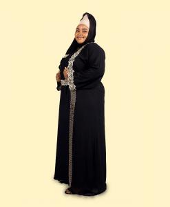 Habeebat Foziah Embellished Abaya (2)