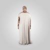 Habeebat Badriyah Animal Skin themed Abaya Hijab 1d