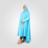 Habeebat Durra Blue Abaya Hijab 1a