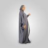 Habeebat Maimunah Embroidered Abaya Hijab 1c