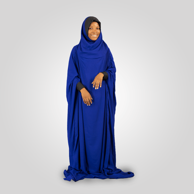5 ways to wear a khimar