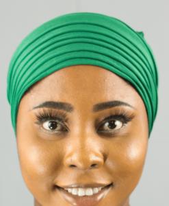 Habeebat Ayeesha Green Turban 1a