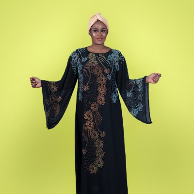 Top ten (10) trendy Abayas in 2020